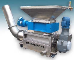Spiralift® SC Screenings Conditioner