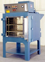Electrically Heated Inert Atmosphere Oven is rated to 500°F.