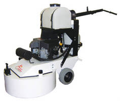 Concrete Floor Grinder and Polisher handles aggressive applications.