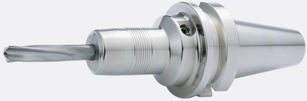 Hydraulic Chucks offer optimized runout accuracy.