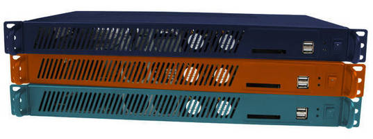 Rackmount Case (1U) supports full customization.