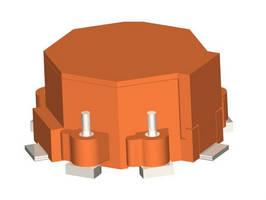 Automotive Current Sensor operates at frequencies over 200 kHz.