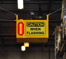 Alert Workers of Dangerous Collisions Before They Occur