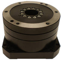 Rotary Table features direct drive servo motor technology.