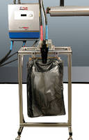 Foam-in-Place Machine offers both hand-held and bag options.