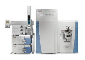 LC-MS System analyzes contaminants in water and beverages.