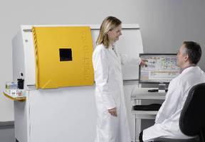 Mass Spectrometer provides simultaneous measurements.
