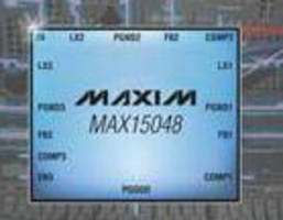 DC-DC Controllers enhance power management for 40 nm devices.
