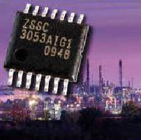 Signal Conditioner supports I²C and SPI digital interfaces.