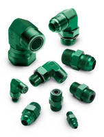 SAE Aluminum Tube Fittings are 65% lighter than stainless steel.