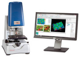3D Surface Metrology System has tabletop form factor.