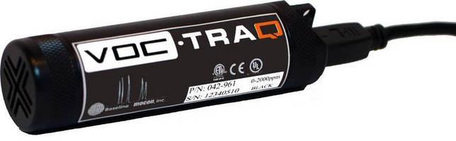 USB Toxic Gas Detector uses PID-based sensor.