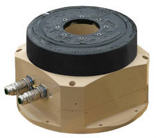 IP66-Rated Direct-Drive Rotary Stages Bring High-Accuracy Motion to Hostile Environments