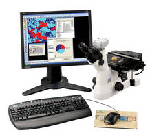 Image Analysis Software is suited for laboratory and industrial users.