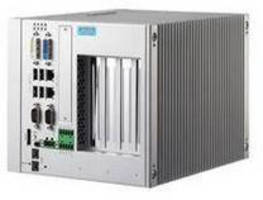 Dual-Core Automation Computer offers front-accessible I/O.