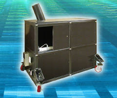 Mobile Darkbox Enclosures facilitate optical work.