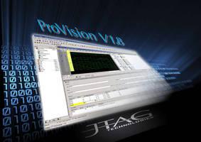 Boundary Scan Software creates hardware test programs.