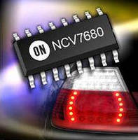 Linear Current Regulator and Controller suits automotive lighting.