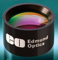 IR Achromatic Lenses offer near diffraction-limited focusing.