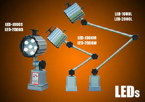 Industrial LED Lighting features IP67 rating.