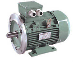 NEMA AC Motors come in 42, 48, and 56 frame sizes.