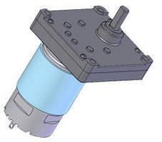 Parallel Shaft Gearmotor