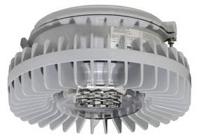 Eco-Friendly LED Luminaire is rated for hazardous locations.