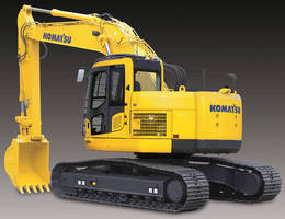 Hydraulic Excavator is designed to work in confined places.