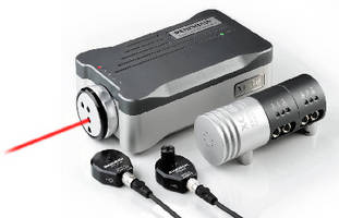 Laser Calibration System measures at 4 m/s with 1 nm resolution.