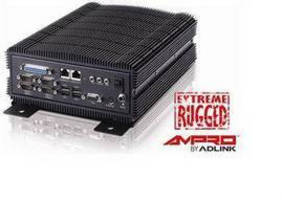 Rugged Computer excels in high-vibration mobile applications.