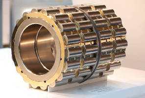 Modular Bearing Systems target wind turbine gearboxes.
