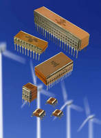Lead-Free SMPS Stacked Capacitors offer high capacitance values.