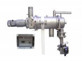 Filter Management System monitors and controls liquid filtration.