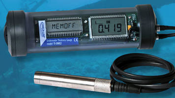 Ultrasonic Thickness Gauge is rated for dive depths up to 1,000 ft .