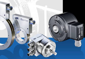 Wind Turbine Encoders withstand harsh conditions.