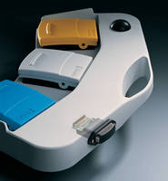 Medical-Grade Wireless Foot Controls offer range up to 10 m.