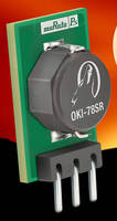 Compact PoL Converters accommodate 7-36 V input range.