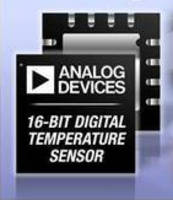 Digital Temperature Sensors achieve accuracy of ±0.25°C.