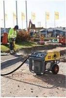 Portable Generators accommodate indoor/outdoor applications.