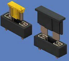 Automotive Blade Fuse Holders have PCB-mount design.