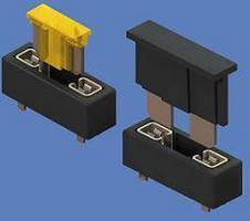 Automotive Blade Fuse Holders have PCB-mount design.