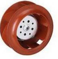 Backward-Curved Motorized Impellers feature high-power motor.