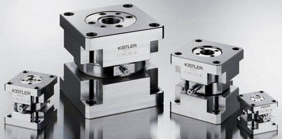 Triaxial Force Sensors measure from ±1.8k to ±33.7k lbf.