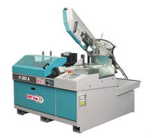 Fully Automatic Bandsaw cuts with ±0.008 inch accuracy.