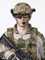 Modular Soldier System integrates advanced communications.