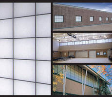 Curtainwall Daylighting System combines economy with durability.