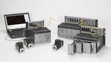 EtherCAT Network Controller supports up to 32 axes of motion.