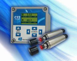 Dissolved Oxygen Analyzer has fluorescence quenching sensor.