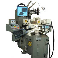 Truing and Dressing Machine uses diamond and CBN wheels.