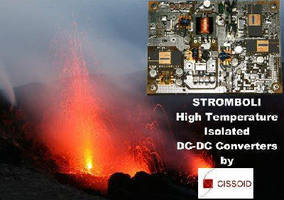 Isolated DC-DC Converter Platform operates from -55° to +225°C.